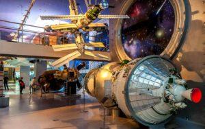 Экскурсия музей космонавтики Москва