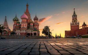 Обзорная экскурсия Москва