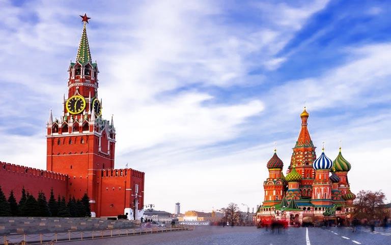 Экскусрии по Москве