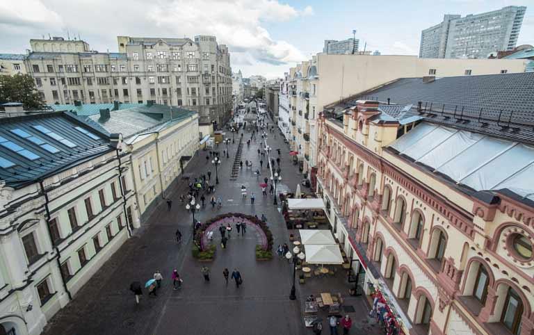 Экскурсии гуляем по Москве