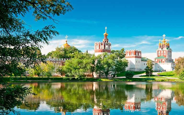 Лучшие экскурсии по Москве